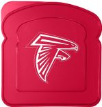 Atlanta Falcons Sandwich Box, Contoured